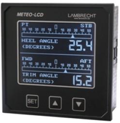 Digital Anzeiger METEO LCD NAV